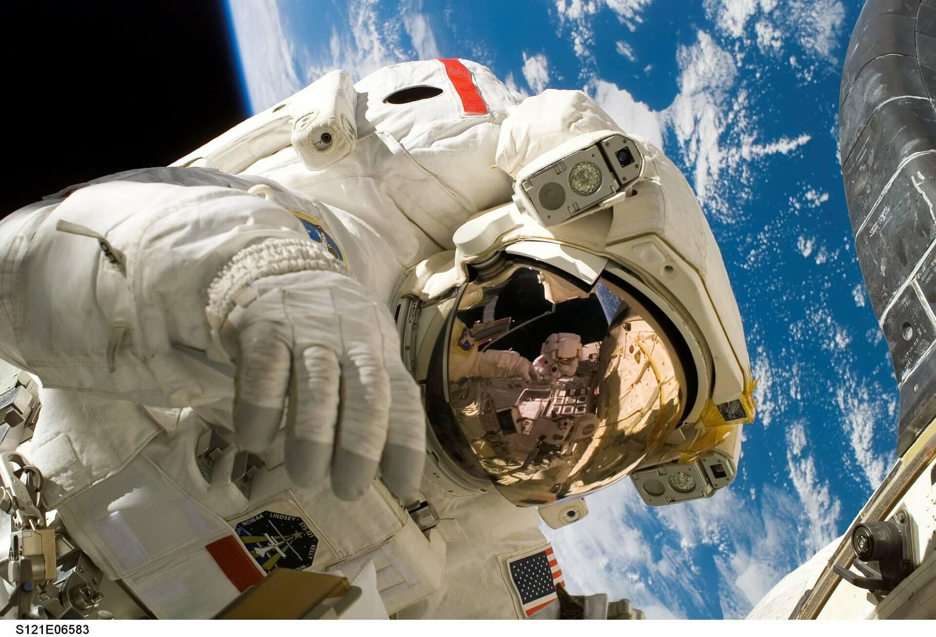 zanimljivosti o svemiru astronaut