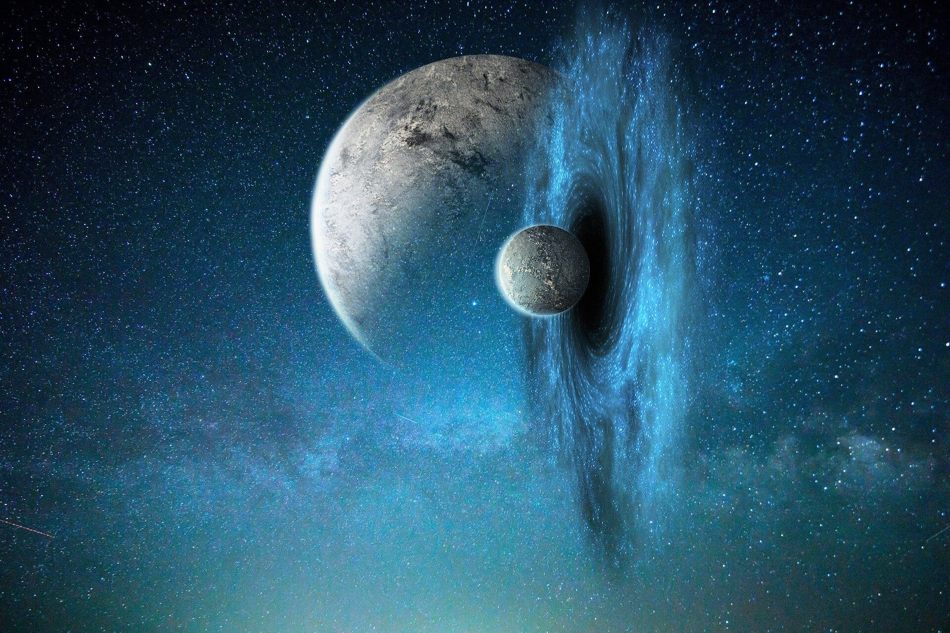 zanimljivosti o svemiru fantasy